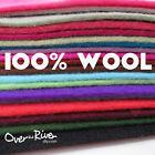 Single Sheet 100% wool  Felt 8
