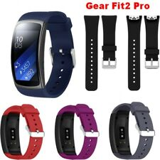 Silicone Strap Band For Samsung Gear Fit 2 Pro Smart Watch Replacement Bracelets