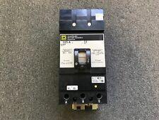 Square D I-Line Circuit Breaker 225 Amp 480V 3 Pole Kc34225