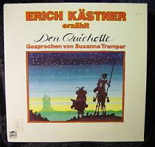Erich Kastner erzahlt DON QUICHOTTE-gresprochen von Susanne Tremper-1978 + CD-R