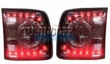 FOR NISSAN PATROL Y62 TAIL LIGHTS LAMPS WITH LED REAR DOOR LED