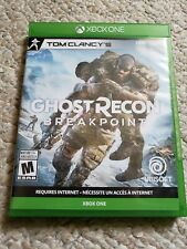Tom Clancy's Ghost Recon: Breakpoint (Xbox One, Complete, & Tested)
