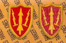 US Army Air Defense Command ADC uniform patch c/e