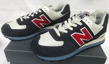 New Balance 574 Core Plus Classic ML574ESC Retro Chili Running Shoes Men's 11 D