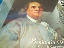 2006 BEN FRANKLIN UNOPENED COIN & CHRONICLES SET US MINT