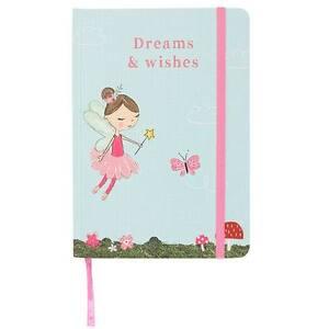 A5 Fairy Journal / Notebook - Dreams & Ideas