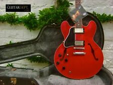 ✯EXCEPTIONAL✯ 2010 GIBSON ES-335 Dot USA ✯LEFT HANDED !✯CHERRY AAA FLAME✯AMAZING