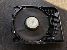05-12 BMW 3 SERIES  E90 E91 DRIVER SIDE FLOOR SUBWOOFER BASS SPEAKER