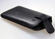 Echtes Leder bolso de samsung i9300 Galaxy s3, Nexus, HTC onex, Sensation XL SC...