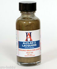Alclad Mirrored Gold For Lexan, ALC122, 30 ml, new!