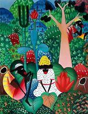 Original Art Painting Cuban Artist Cuba JANIER SANCHEZ 08