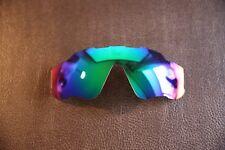 PolarLenz Polarized Green Replacement Lens for-Oakley Jawbreaker Sunglasses