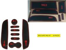 MG3 INTERIOR DASHBOARD MAT GATE PAD TRIM SET - FULL KIT WITH EXTRA PADS TOTAL 14
