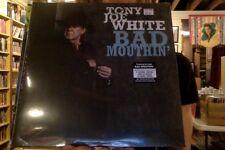 Tony Joe White Bad Mouthin' 2xLP sealed white colored vinyl + download