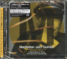 MANHATTAN JAZZ QUINTET-S/T-JAPAN SHM-CD G29