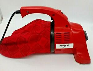 Royal Dirt Devil Hand Vac Vintage Handheld Vacuum Model 103 Tested and Works