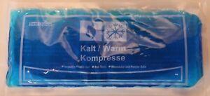 Kalt/Warm Kompresse 29x12cm / Kälte- Kühlkompresse /Wärmekissen *NEU*