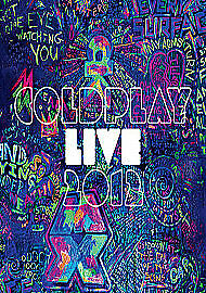 COLDPLAY - COLDPLAY LIVE 2012 - DVD + CD SET NEW