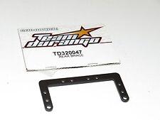 Team Durango TD320047 Aluminum Brace Rear DESC410R