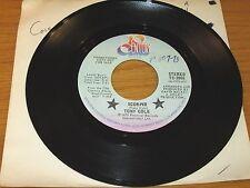 """PROMO 70s ROCK 45 RPM - TONY COLE - 20th CENTURY 2055 - """"SCORPIO"""""""