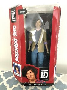 1D One Direction Harry Styles Collector Doll, Damaged Box