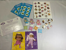 Cabbage Patch Kids game replacement parts Happy Family Puzzle