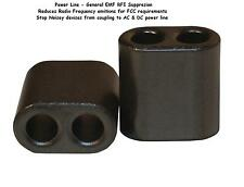 (2) Piece Fair Rite Ferrite Bead - Part# 2843010302 - Reduce EMF RF Noise Choke