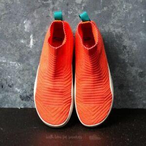 Adidas Adilette Primeknit Sock Trainers Summer Spice   7 / 40  Mens Unisex