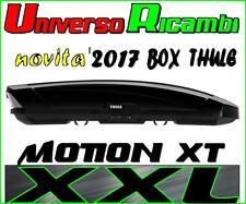 Box Da Tetto Thule Motion XT (XXL) Nero Lucido 610 Litri