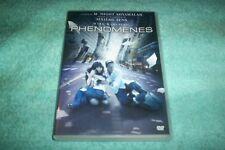 DVD PHENOMENES FILM FANTASTIQUE ET HORREUR