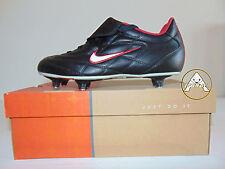 Vintage NIKE Tiempo 750 SG Scarpe Calcio 42 Soccer Shoes Boots 8.5 Old