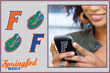 FLORIDA GATORS VINYL DECALS COMBO 4 PACK #3 UF Car Truck iPhone Stickers Albert