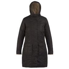 Knee Length Hood Raincoats for Women