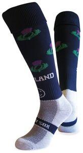 WackySox Rugby Socks, Hockey Socks - Scotland