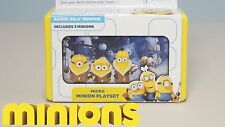 """Despicable Me Minions Movie Bored Silly Minions 2"""" Micro Playset New"""