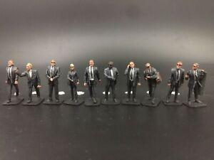 1/72 Resin 10 Bodyguards Guardians Unassembled Unpainted WK010