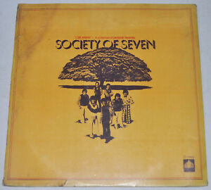 Philippines SOCIETY OF SEVEN Our Hawaii OPM SEALED LP Record
