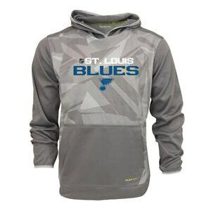 St. Louis Blues NHL Reebok Men's Center Ice TNT Speedwick Hoodie