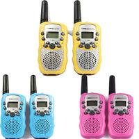 2pcs Wireless Walkie-talkie Eight Channel 2 Way Radio Intercom 5KM Reliable