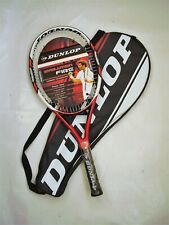 DUNLOP EVOLUTION FIRE GRAPHITE TENNIS RACQUET & THERMO COVER RRP