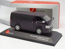 J Collection 1/43 - Toyota Hiace Super GL 2012