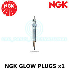 NGK Glow Plug - For Fiat Bravo MK II Hatchback 1.9 D Multijet (2007-14)