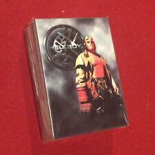 Hellboy 2004 Complete 72 Base Inkworks Trading Card Set