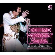 ELVIS PRESLEY - Got Me Workin' Boss Man - 40 Years After Vol1 digipack CD Sealed