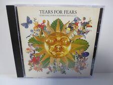 TEARS FOR FEARS ~ TEARS ROLL DOWN ~ GREATEST HITS 1982 - 1992 ~ VERY GOOD CD