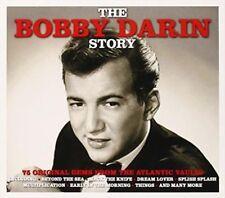 The Bobby Darin Story [Not Now] by Bobby Darin (CD, Jun-2014, 3 Discs, Not Now Music)