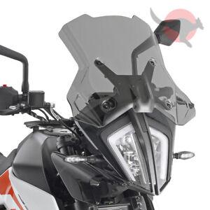 CUPOLINO / PARABREZZA [GIVI] KTM 390 ADVENTURE (2020) - COD.7710D + D7711KIT
