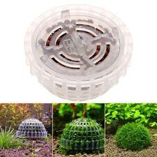 DIY Natural Mineral Moss Ball Filter Filtration Aquarium Fish Live Plant Tank