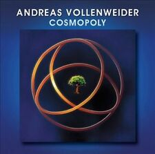 Andreas Vollenweider - Cosmopoly   New Factory Sealed CD