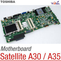MOTHERBOARD K000009110 NOTEBOOK TOSHIBA SATELLITE A30 A35 DBL10 MAINBOARD 067